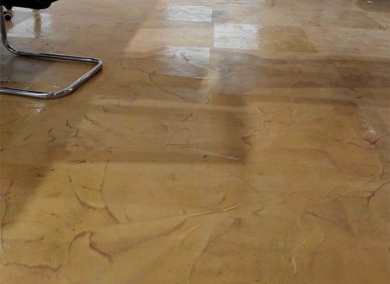 水性艺术砂浆地坪施工方案-环氧地坪漆,水性地坪漆!