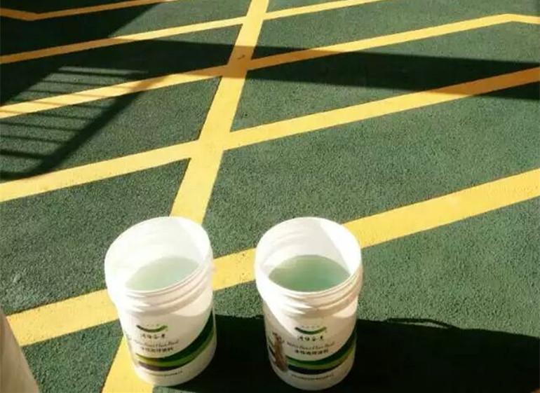 无震动防滑坡道施工方案-环氧地坪漆,水性地坪漆!