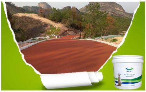 彩色防滑路面(景区绿道)-环氧地坪漆,水性地坪漆!