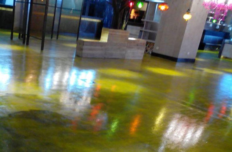 水性艺术地坪漆